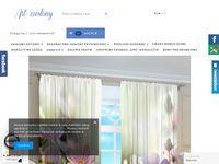 Firany, zasłony - Sklep internetowy Art-zaslony.pl