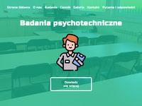 Badania psychotechniczne dla operatorów