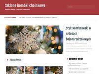 Polskie bombki choinkowe