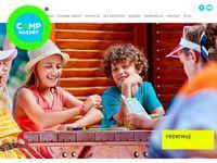Wyjątkowe wakacje dla dzieci na Mazurach - Camp Mazury