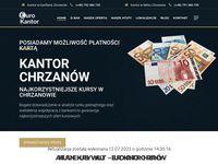 Euro Kantor Chrzanów - skup i sprzedaż walut