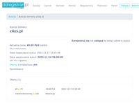 Clixs.pl - darmowe zlecenia