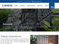 Nowoczesne płoty - Eurometal Poznań