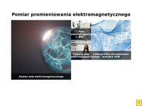 Badanie pola elektromagnetycznego