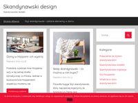 Sklep skandynawski - blog