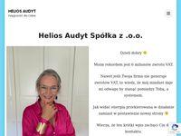 Usługi księgowe Piaseczno z Helios