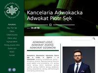 Adwokat Łódź