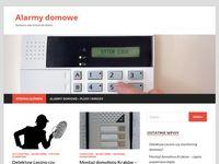 Alarmy domowe - blog