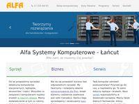 Programy dla firmy - Alfa Systemy Komputerowe