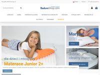 Sklep dla dzieci Badum , materace, mebelki dziecięce, akcesoria