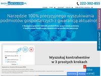 baza-nowych-firm.pl - Bazy klientów biznesowych