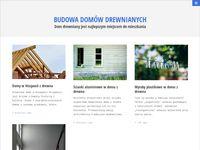 Blog budowlany - domy drewniane