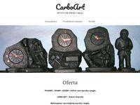 CarboArt rzeźby z węgla
