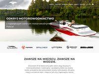 Centrum Nautica - sprzedaż, czarter jachtów Mazury