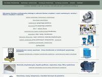Comfilter - filtry, łopatki, pompy, sprężarki