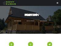 Budowa domków letniskowych - DOMY-KUBAS