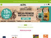 Sklep internetowy zoologiczny Białystok