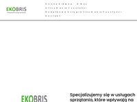 Sprzątanie biurowców Warszawa- EKOBRIS Sprzątanie