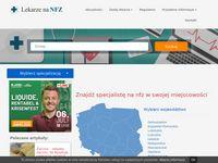 Fizjoterapeuta na NFZ