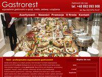 Ekspresy dla gastronomii-gastrorest wyposażenie gastronomii