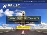lotnisko gdańsk parking