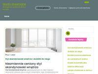 Drewniane domy - blog