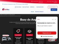 Grandbus - Przewóz osób do Anglii, busy do Anglii, busy do Polski