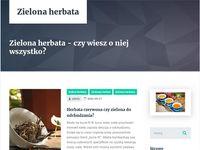 Blog o zielonej herbacie