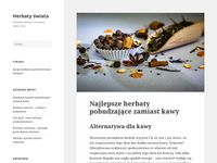 Herbaty świata - blog tematyczny