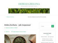 Dobra herbata i herbata zielona - blog