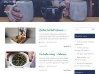 Sklep z herbatami - blog
