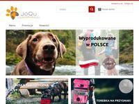 Akcesoria i artykuły dla psów - sklep JoQu
