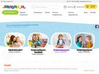 Pomoce dydaktyczne przedszkole - juniora.pl