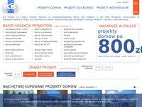 kbprojekt - Projekty domów jednorodzinnych