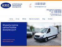 Wynajem aut dostawczych Warszawa