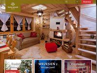 krzeptowki.com.pl  domki z kominkiem w Zakopanem
