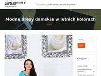 Czapki zimowe - blog