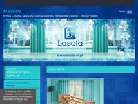 M.Lasota- wypożyczalnia sprzętu rehabilitacyjnego