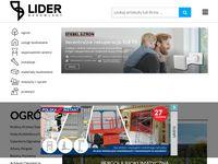 Portal budowlany Liderbudowlany.pl
