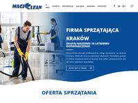 Firma Sprzątająca Magic Clean Klaudia Cora