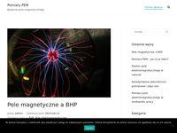 Pomiary pola elektromagnetycznego