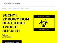Wypożyczalnia osuszaczy Łódź