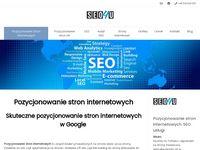 Pozycjonowanie Stron www. SEO od Seo4u Bydgoszcz.