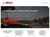 EuroBus  - Przewóz osób i paczek Polska-Niemcy