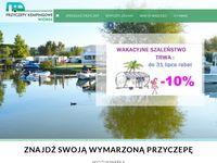 www.przyczepykempingowewiorek.pl