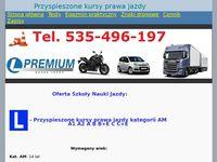 Ekspresowe kursy prawa jazdy - Mazowieckie