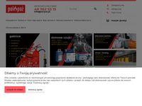 Sklep PPOŻ - Znaki bezpieczeństwa przeciwpożarowego i BHP