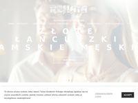 Sklep Internetowy ze złotą biżuterią