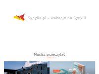 SycyliaPL - wakacje na Sycylii, wczasy, noclegi