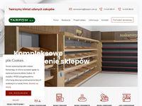 Tarpom - kompleksowe wyposażenie sklepów